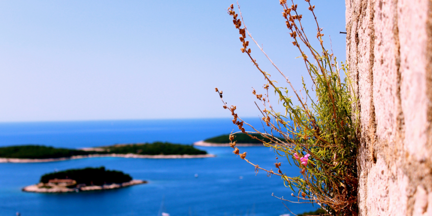 An easy itinerary for Croatia Island hopping on a budget - www.thelitebackpacker.com