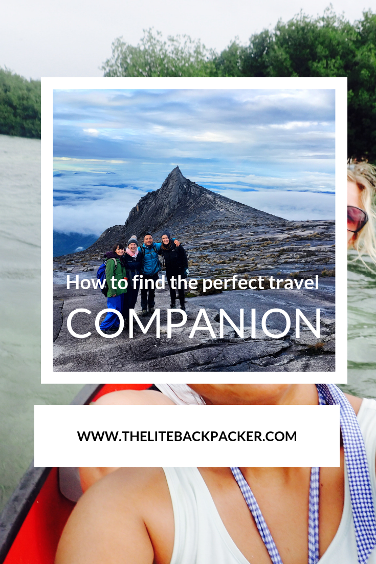 How to find the perfect travel companion