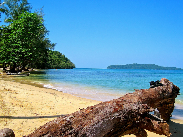 Sihanoukville - What to do and eat