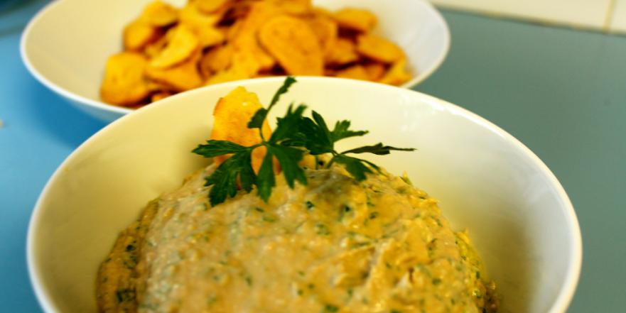 Tuna Pate Recipe - a memory indulgence
