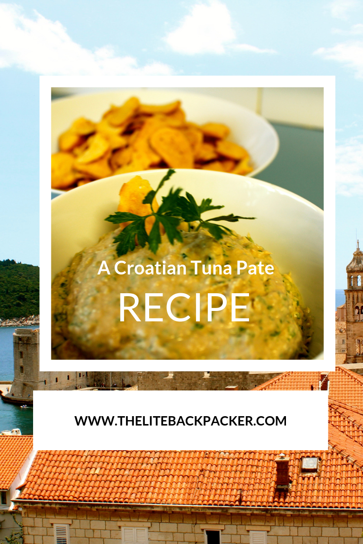 Tuna Pate Recipe - a memory indulgence!
