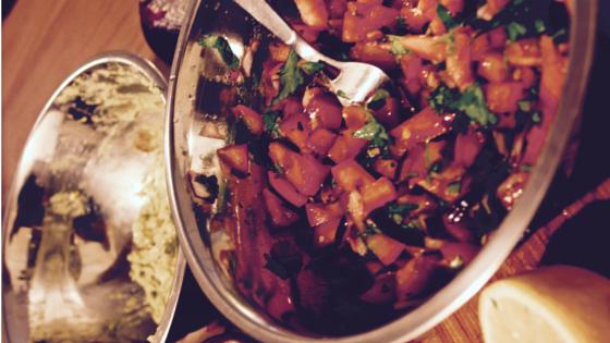 Healthy Chicken Fajita's - The Lite Backpacker