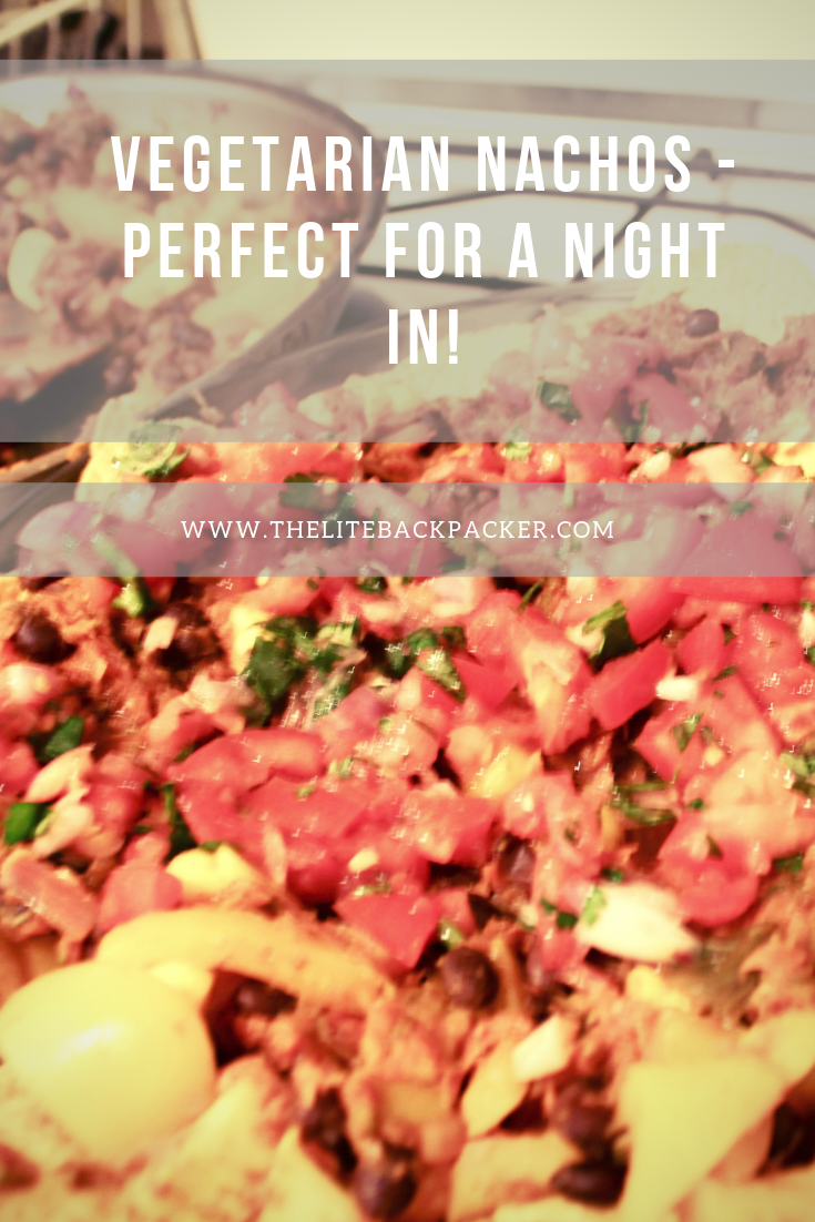 Great for an evening in, a weekend from your travels. Curl up on the hostel couch with this deliciousness and a netflix and just relax!