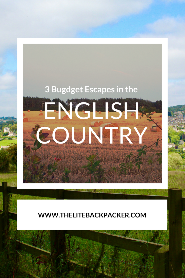 My Top 3 English Country Escapes on a Budget