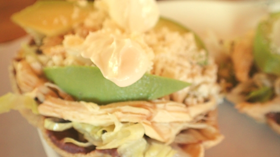 San Cristobal Cooking Class - Chicken Tostada's