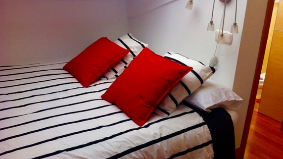 Andrea's Attic AirBnB Appartment, San Sebastian, Spain - Review