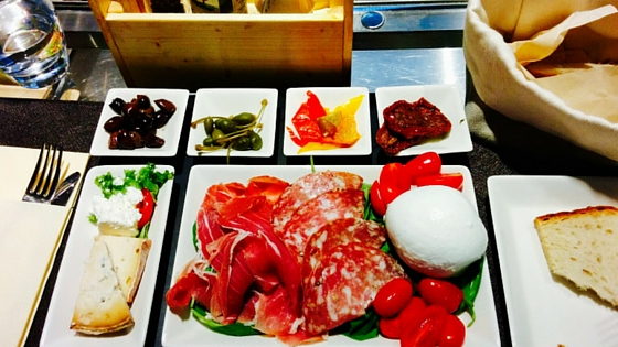 Restaurant recommendations for Europe - Dei Frescobaldi Wine Bar – Rome Airport, Italy