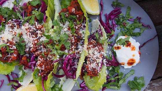 http://www.therosedogblog.me/bean-lettuce-wraps/