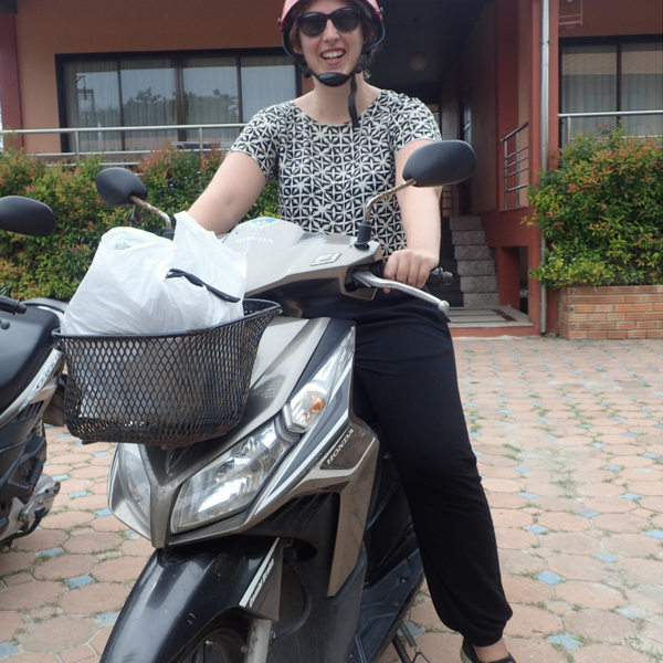 Riding a Moto in South East Asia 3