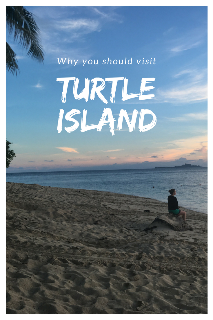 Why You Should Visit Turtle Island in Borneo
