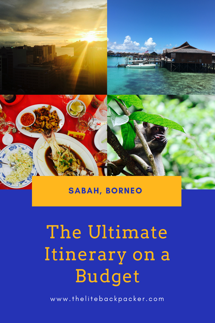 Sabah, Borneo Ultimate Itinerary - for 2 weeks of adventure!