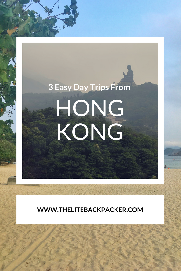 3 Easy Day Trips From Hong Kong.  These Hong Kong day trips are a great way to escape the hustle and bustle. Go for a hike, lie on a beach or get a cultural hit - all within 30 minutes of one of the worlds largest cities!