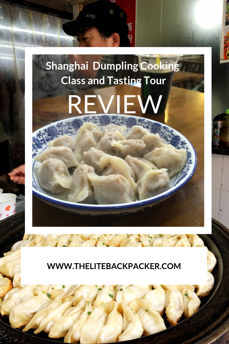 Shanghai Dumpling Cooking Class and Tasting Tour – Review