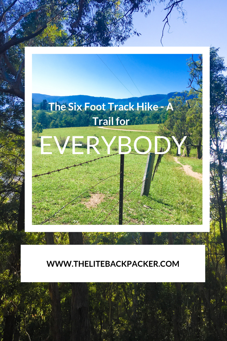 The Six Foot Track – A Weekend Escape