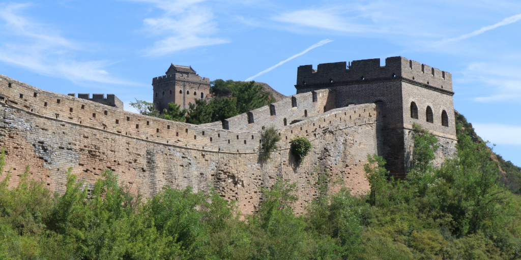 What I learnt walking the Great Wall of China