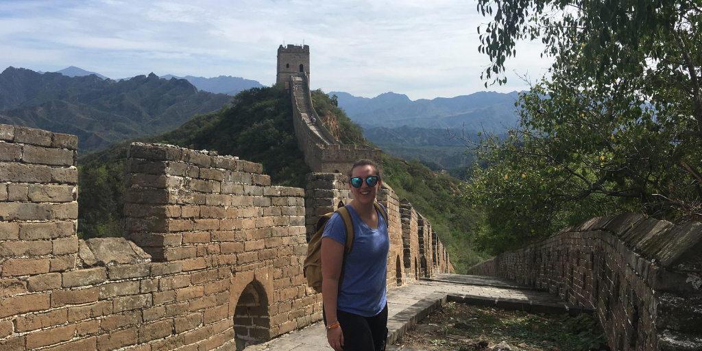 xWhat I learnt walking the Great Wall of China