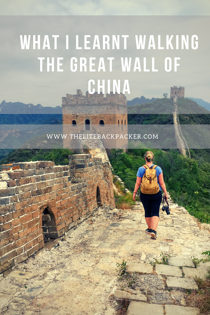 Head outside of Beijing to beat the tourist hordes when you climb the Great Wall of China. Don\'t forget to pack water and breakfast... oh and your camera!