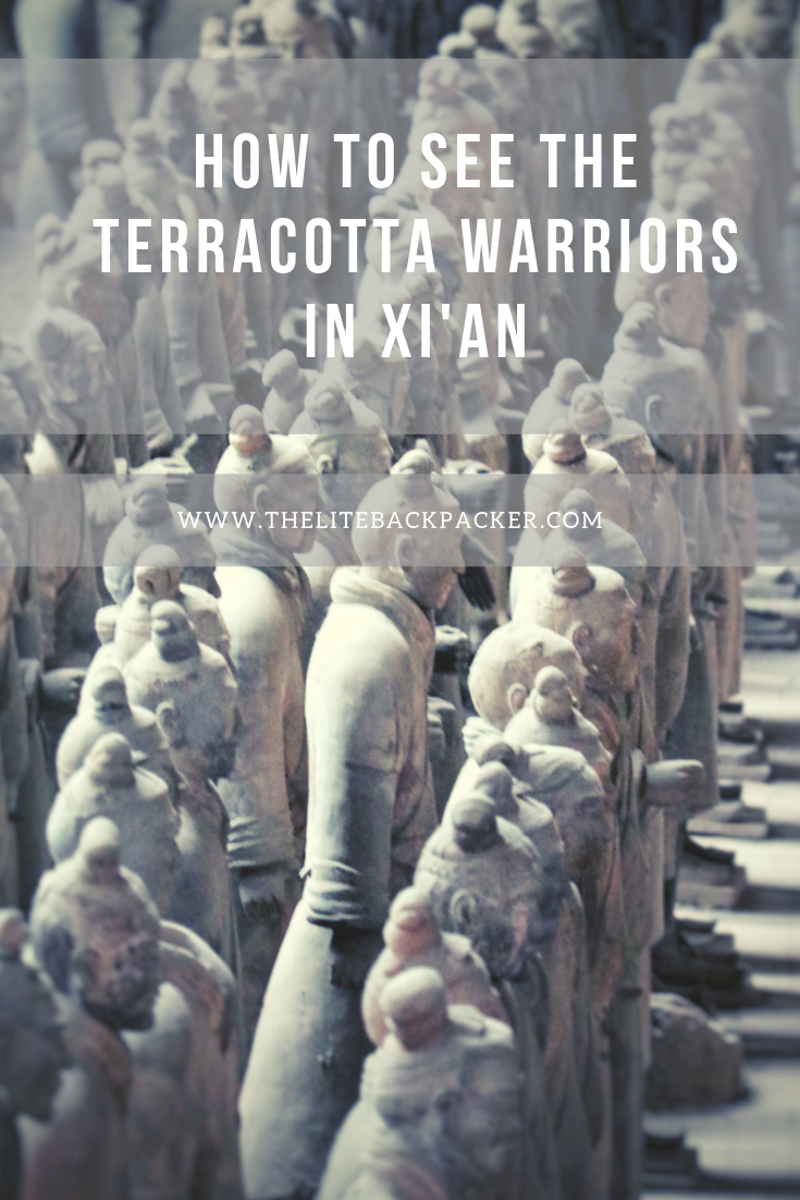 What is the best way to see the Terracotta Warriors when you are in Xi\'An? Should you go on a tour or go solo? And do these statues meet expectations?