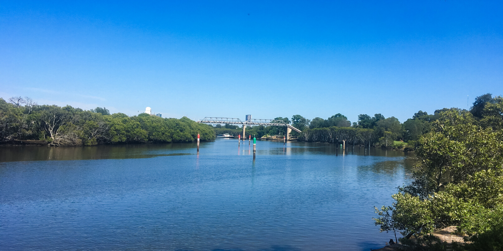 The Parramatta River Walk