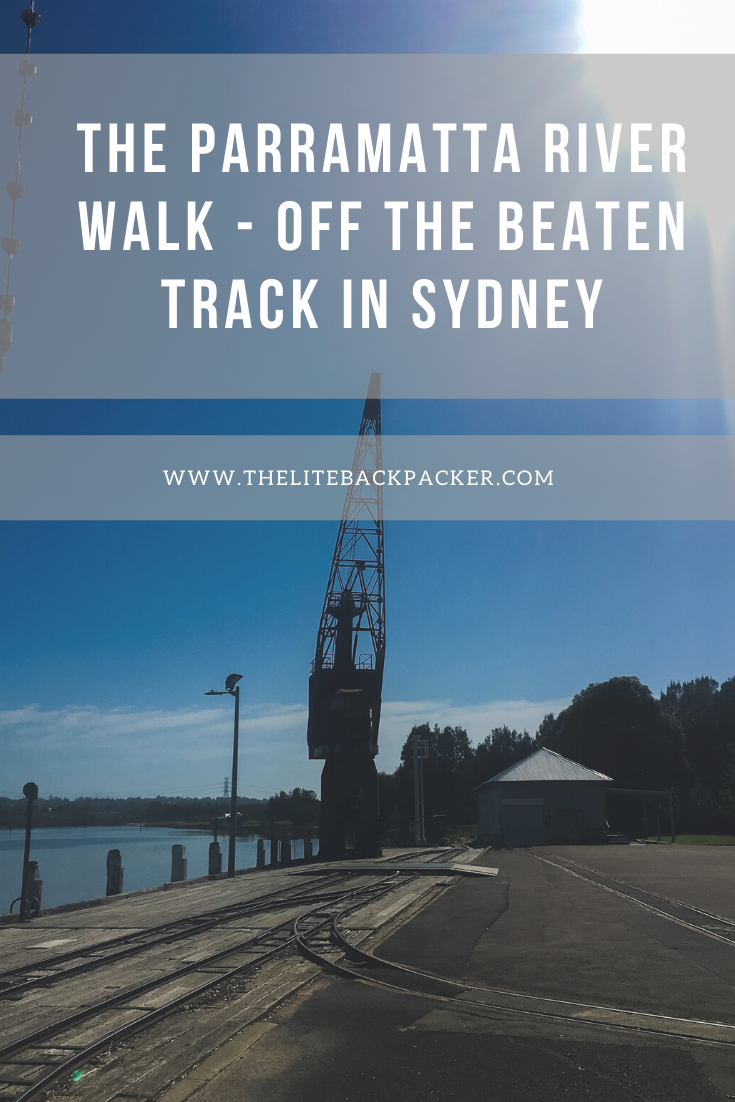 The Parramatta River Walk - Off the Beaten Track in Sydney